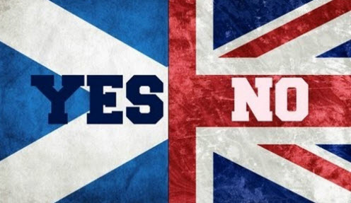 Indyref flegs
